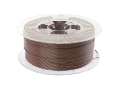 PLA Pro Filament 1.75mm 1kg Chocolate Brown